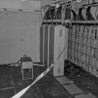 Technikraum eines Bunkers. Wir als Locationscout finden alles was Sie sich wünschen.