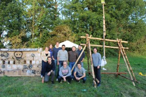Geile Truppe, Geiles Teambuilding-Event.