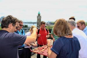 An faszinierenden Plätzen können wir Ihnen abwechslungsreiche Module für Ihr nächstes Teambuilding- und Teamevent in Hamburg anbieten.