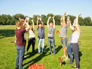 Mit positiver Stimmung packt Ihr Team neue Herausforderung mit Leichtigkeit an - Profitieren auch Sie von einem abwechslungsreichen Teambuilding in Schwerin.