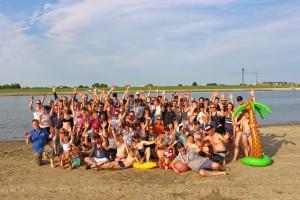 Bei unseren Teambuilding- und Teamevents in Hannover stehen der Spaß und der Umgang mit den Kollegen und Kolleginnen im Vordergrund - So auch bei unseren abwechslungsreichen Strand-Olympiaden.