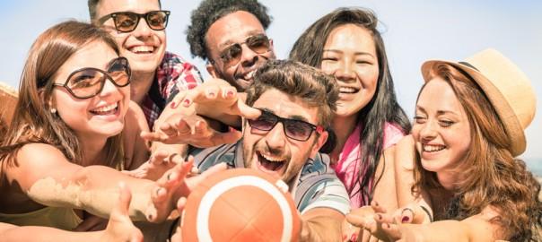 Wir sind Ihr Partner, wenn es um die Organisation Ihrer Sommerfestes geht.