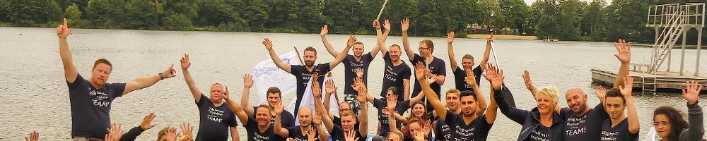 Teambuilding- und Teamevents für jeden Mitarbeiter.